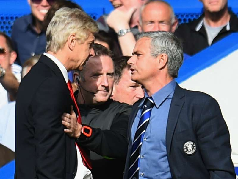 Premier League news: Mourinho threatened to 'break Wenger's face' after Mata jibe
