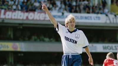Tottenham's Greatest Jurgen Klinsmann