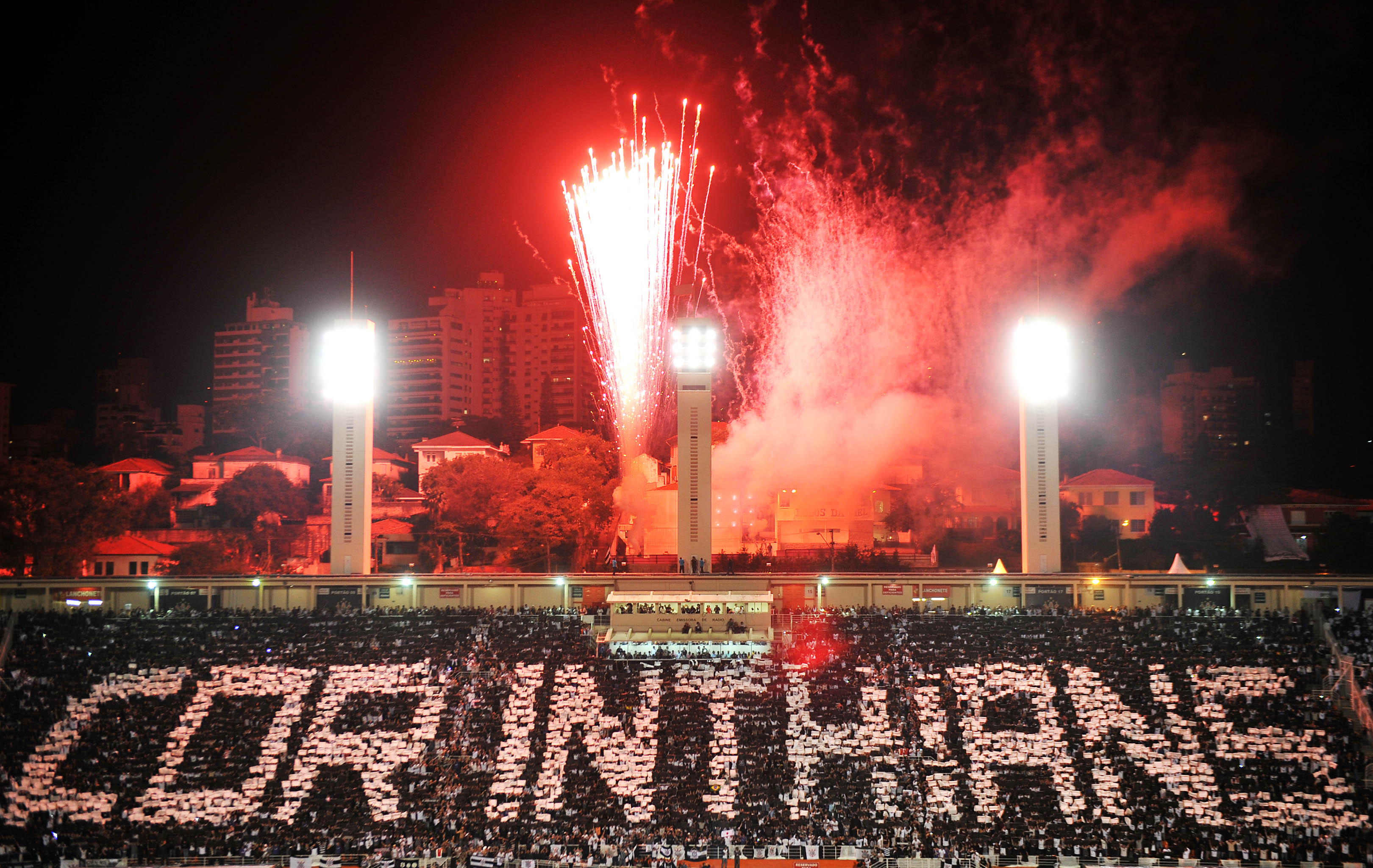 Corinthians - Pacaembu