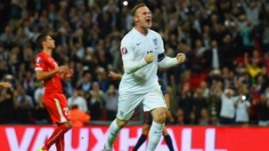 Wayne Rooney vs Switzerland - September 2015