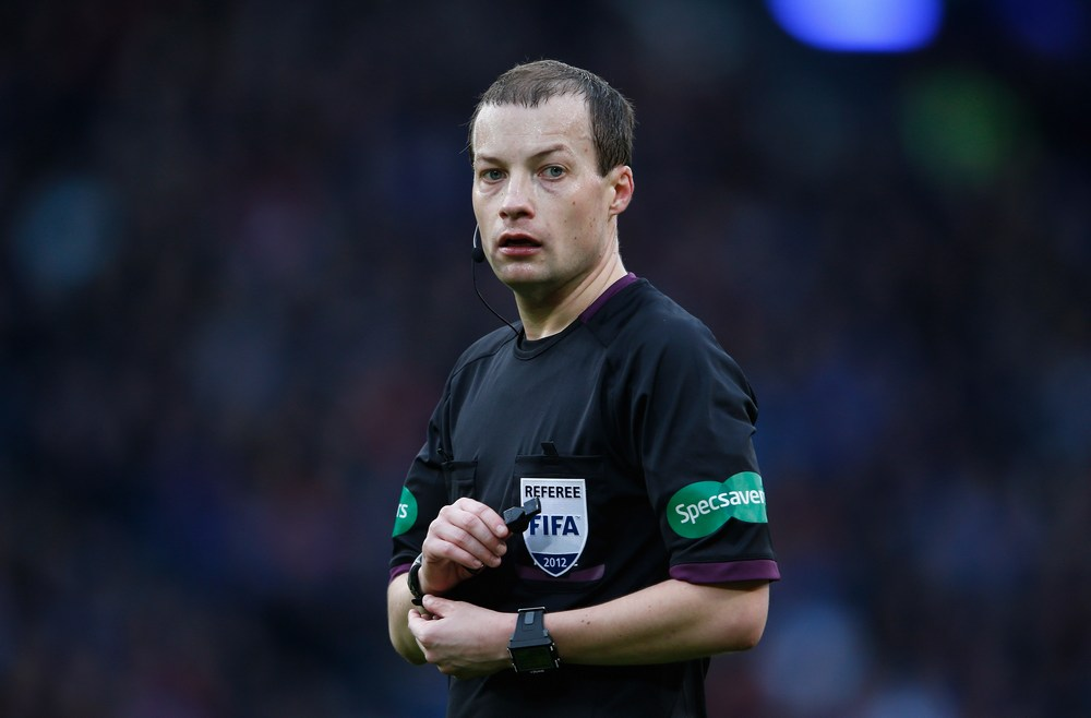 William Collum (Referee)