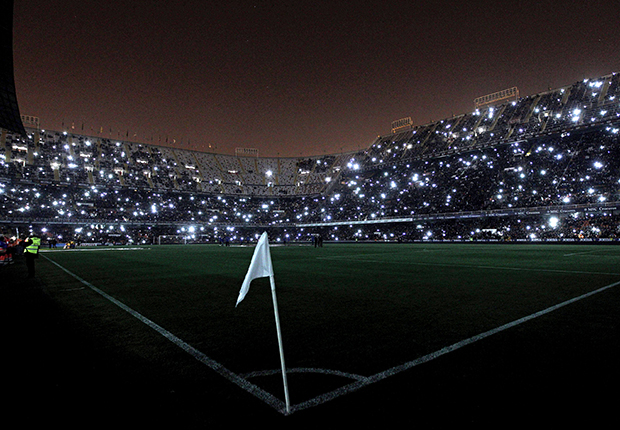 Valencia Athletic Bilbao Mestalla Power Cut