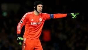 Petr Cech Chelsea Champions League