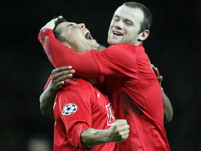 Rooney diz que Scholes e Cristiano Ronaldo foram os melhores jogadores com quem atuou
