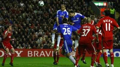 Ivanovic's big Chelsea goals | Liverpool | 2008-09