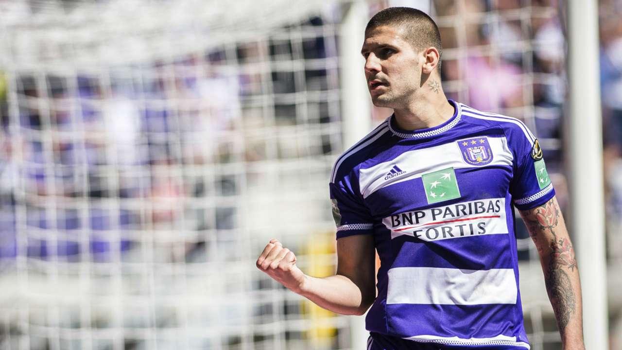 Aleksandar Mitrovic Anderlecht 24052015