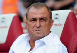 Turkey head coach Fatih Terim