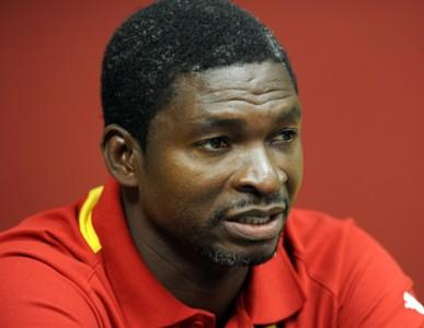 Maxwell Konadu - Ghana assistant coach