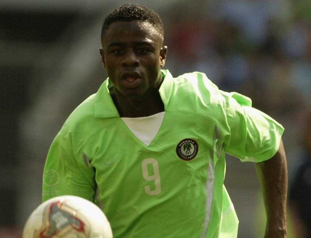 Bartholomew Ogbeche Nigeria