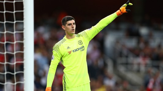 Premier League Worst Team of the Week Thibaut Courtois