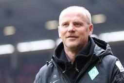 Thomas Schaaf former coach of Werder Bremen