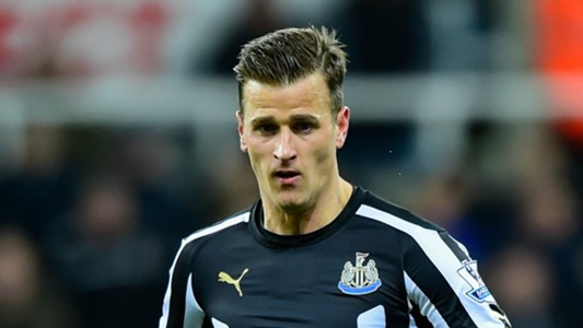 Ryan Taylor Newcastle United