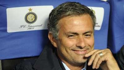 Jose Mourinho Inter