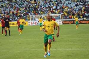 Katlego Mashego,Bafana, Chan, January 2014
