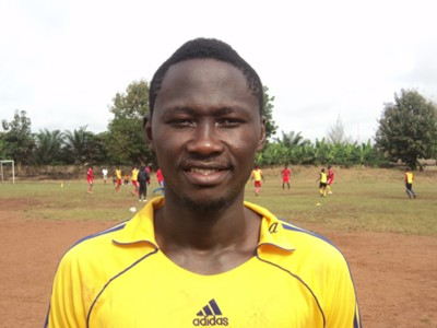 Eric Bekoe - Ghana
