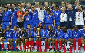 Confederations Cup:2003 Winners France