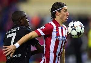 Filipe Luis Ramires Atletico Madrid Chelsea Champions League semi final 04222014