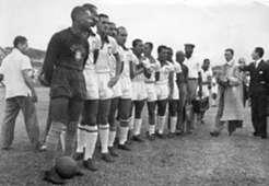 Barbosa - Brazil National Team  1949 American Football Cup 12131948