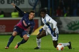 Isaac Sackey Francis Coquelin Liberec Freiburg UEFA Europa League 11282013
