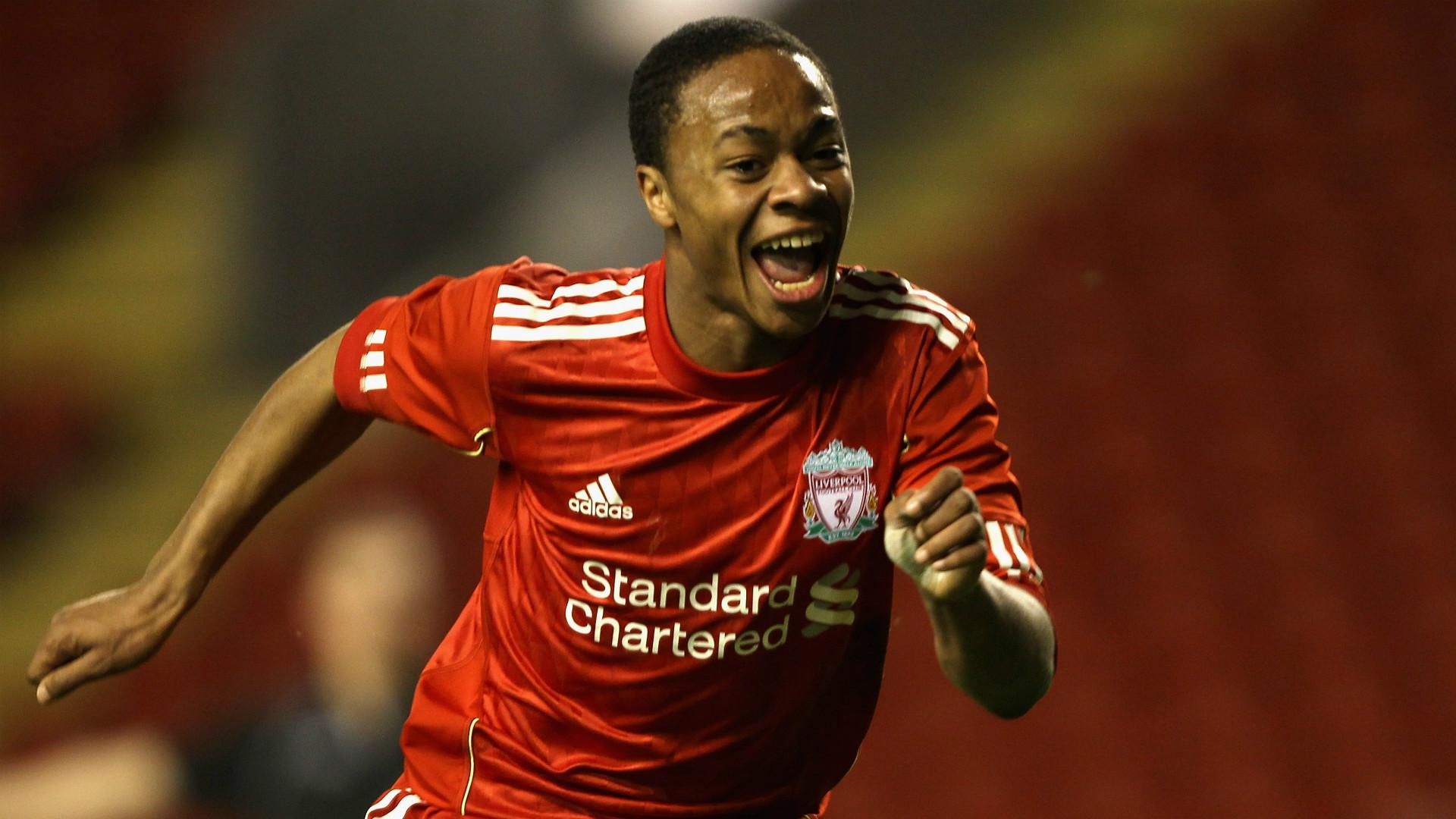 Raheem Sterling Liverpool Southend United 15022011