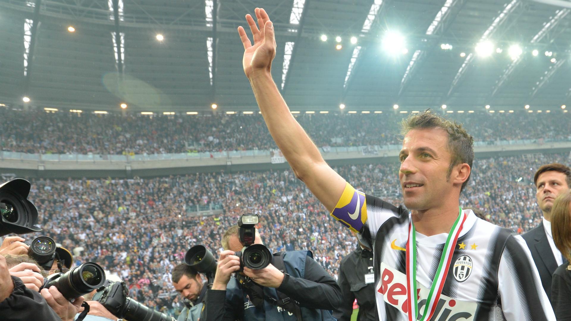 Conte's Greatest XI/Alessandro Del Piero
