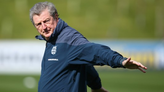 Roy Hodgson England training 24032015