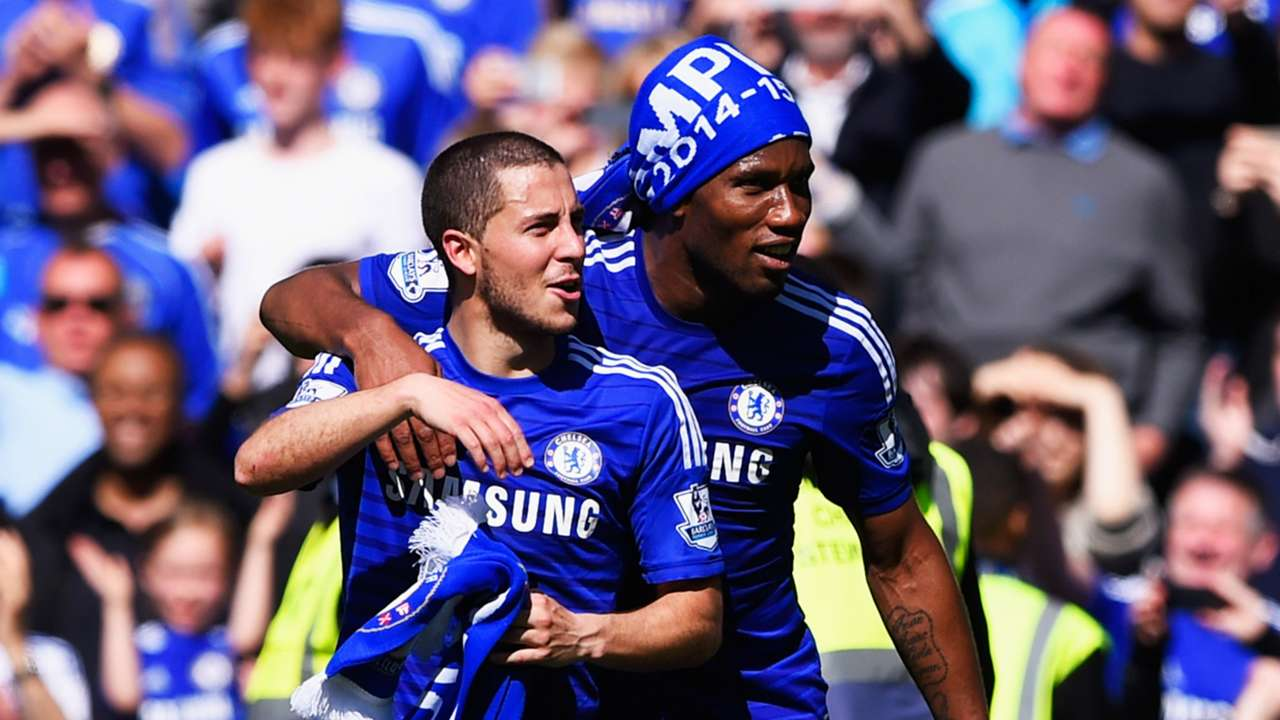 MAY: Chelsea win the title