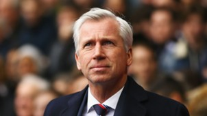 Alan Pardew Crystal Palace