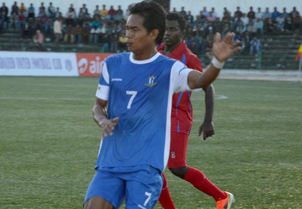 David Ngaihte Rangdajied United FC I-League
