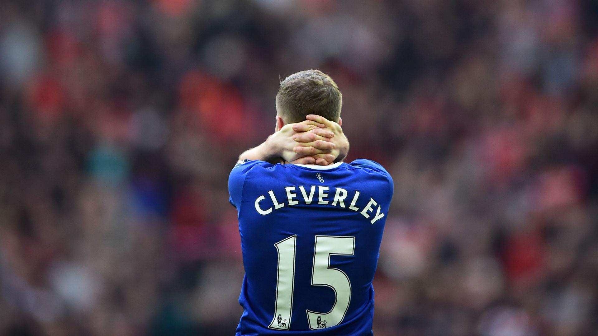 Tom Cleverley FA Cup Everton v Man Utd