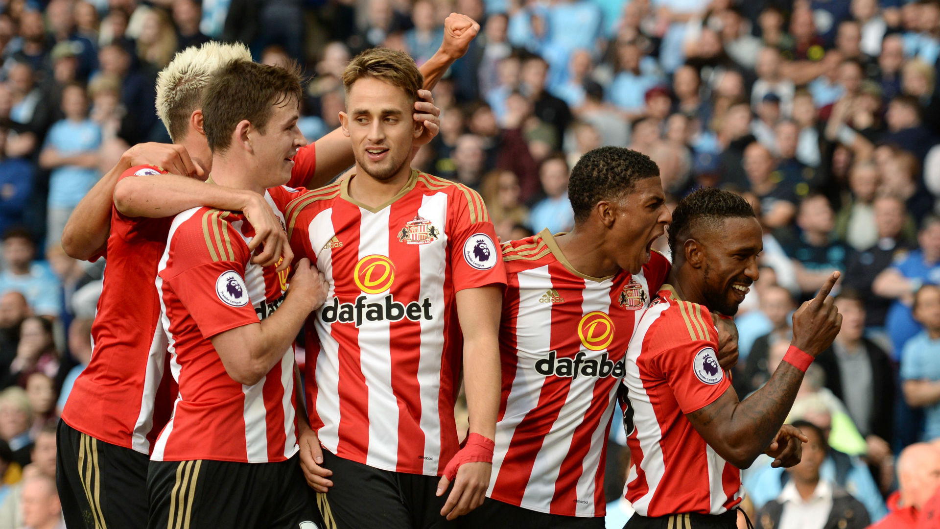 Adnan Januzaj Premier League Man City v Sunderland