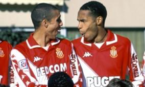 (Old) Trezeguet & Henry - Monaco