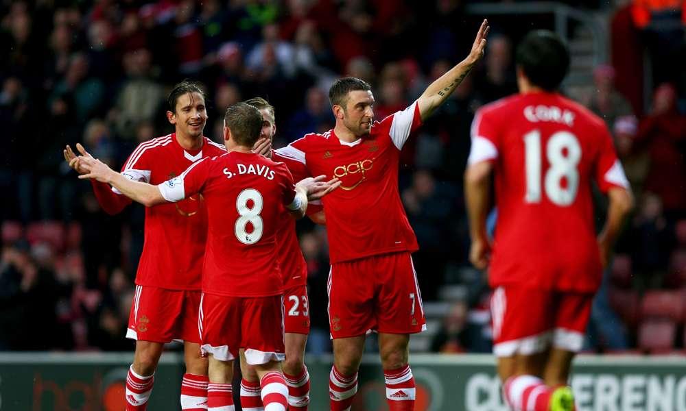 Rickie Lambert Southampton Burnley FA Cup Third Round 04012014