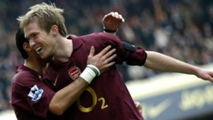 ARSENAL GOALSCORER HLEB