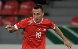 Josip Drmic, Switzerland U21