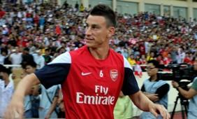 Koscielny - Arsenal in Vietnam