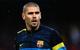 Victor Valdes - Barcelona (Getty)