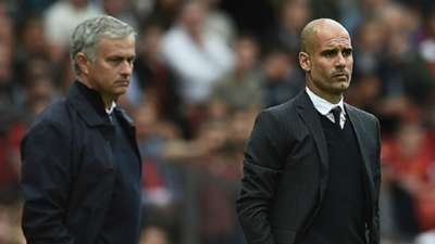 HD Jose Mourinho Pep Guardiola