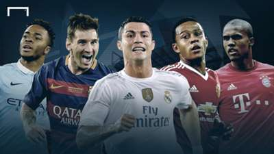 Gallery cover UCL squads