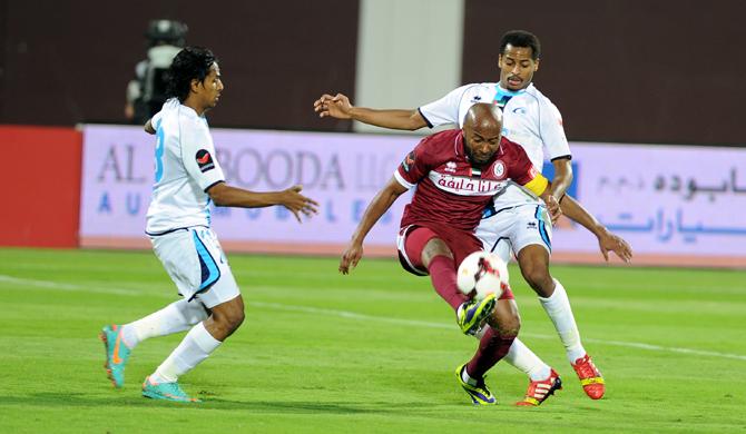 Ismail Matar AlWahda vs Baniyas AGl 17 UAE