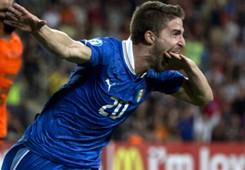 Fabio Borini - Italy U21