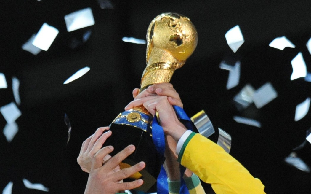 Confederations Cup trophy