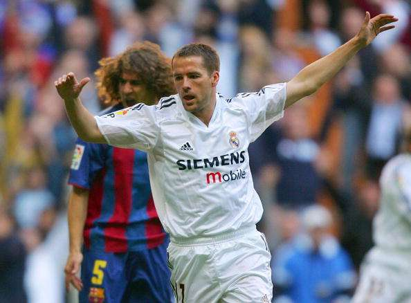 Michael Owen - Real Madrid
