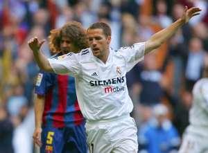 El Clasico: Zinedine Zidane's record as Real Madrid player