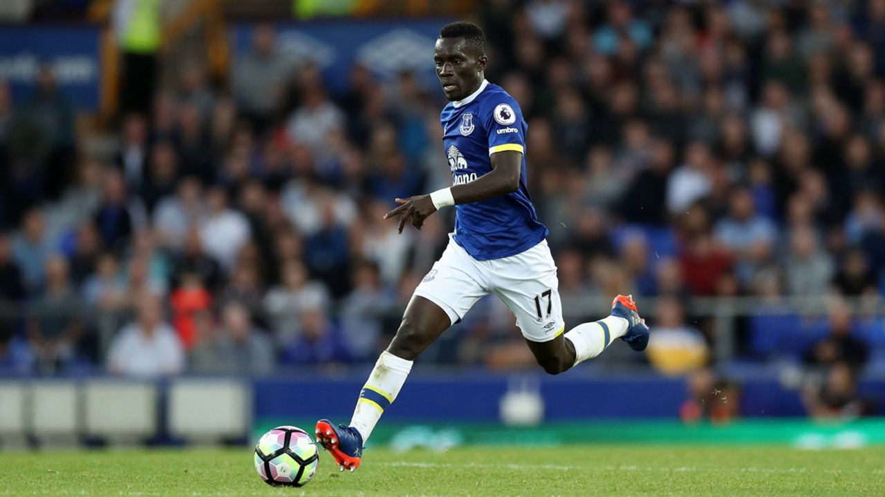 Idrissa Gueye, Everton