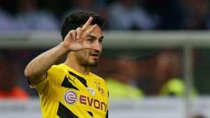 Ilkay Gundogan Bundesliga Borussia Dortmund