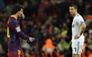 Messi - Ronaldo, 2010