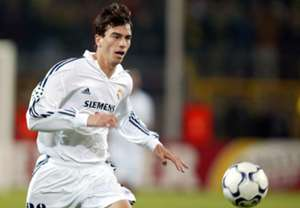 Paco Pavon Real Madrid Champions League 2002