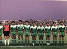 Iraqi national team 1986