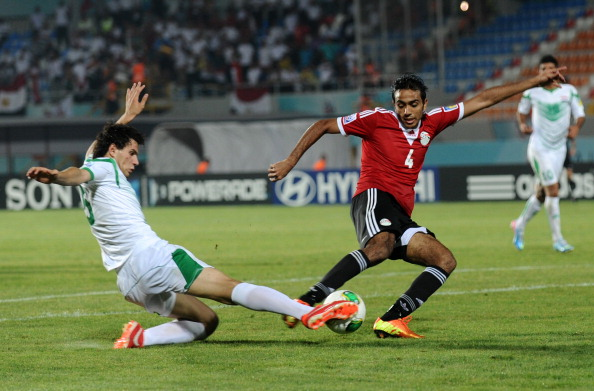 Egyptian keeper to become World Cup's oldest player